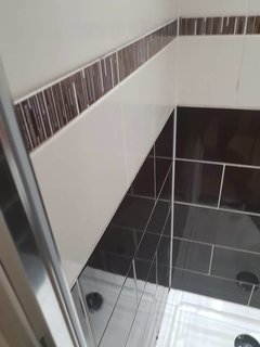 tiles cleaning after RG